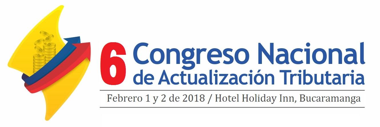 6° Congreso Nacional de Actualización, planeación e Inteligencia tributaria y NIIF 2018